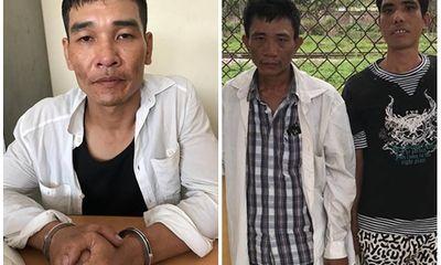 """Hà Nội: 3 đối tượng """"sở hữu"""" nhiều tiền án, tiền sự bị 141 bắt"""