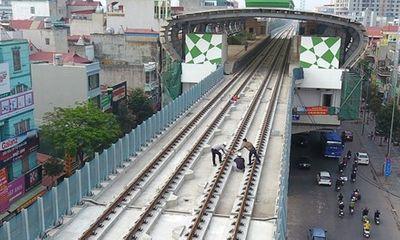Đường sắt Cát Linh - Hà Đông chậm tiến độ, trả lãi ít nhất 1,2 tỷ đồng/ngày