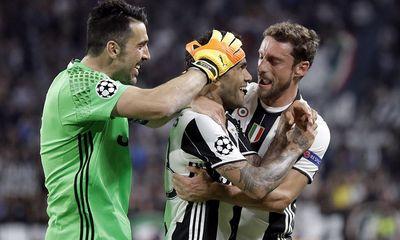 Dạy nốt cho Monaco bài học, Juventus đàng hoàng đặt chân vào chung kết Champions League