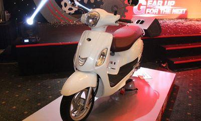 Ra mắt 2 xe máy 50 phân khối ở Việt Nam