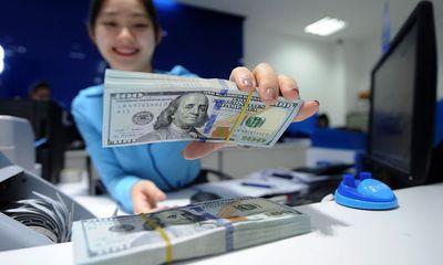 """Tỷ giá USD hôm nay 12/5: Đồng bạc xanh tiếp tục """"lao dốc"""""""