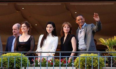 Phạm Băng Băng rạng rỡ cùng dàn giám khảo Cannes 2017