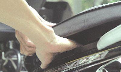 Băng trộm chuyên cạy cốp xe
