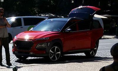 Xuất hiện mẫu xe Huyndai mới, đối thủ của Mazda CX-3