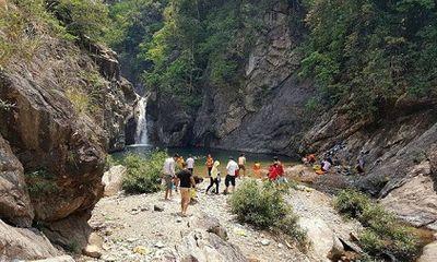 Tìm thấy thi thể nam thanh niên đuối nước tại thác Chênh Vênh