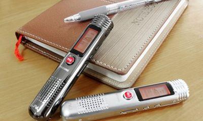 Bộ Công an cấp phép việc kinh doanh thiết bị ghi âm, ghi hình ngụy trang