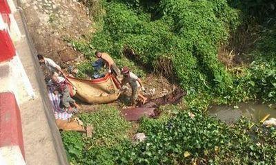Bắt được nghi can sát hại nam thanh niên, thả thi thể trôi trên sông