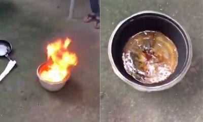 Vụ nước giếng khoan ở Đồng Nai bốc cháy ngùn ngụt: Không phát hiện rò rỉ xăng