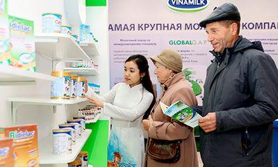 Vinamilk là công ty sản xuất hàng tiêu dùng duy nhất của Việt Nam lọt top 2000 công ty niêm yết lớn nhất toàn cầu