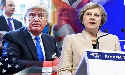 Anh - Mỹ bất hòa vì rò rỉ tin tình báo vụ khủng bố ở Manchester