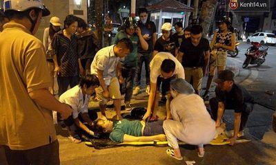 Hà Nội: Truy tìm xe cứu thương gây tai nạn trong đêm rồi bỏ chạy