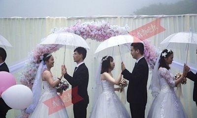 Tò mò lớp học có 15 cặp đôi kết hôn, 8 cặp kết hôn cùng ngày