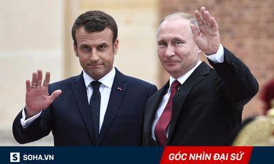 Putin lặn lội sang Pháp gặp Macron: Chuyện của tình cảm và lý trí