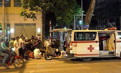 Thông tin bất ngờ vụ xe cứu thương gây tai nạn rồi bỏ chạy ở Hà Nội