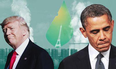 Tổng thống Trump rút Mỹ khỏi Hiệp định khí hậu Paris là do sai lầm chiến lược của ông Obama