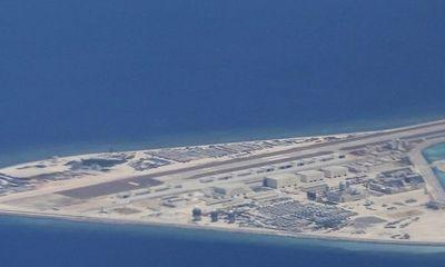 Lầu Năm Góc cáo buộc Trung Quốc quân sự hóa đảo nhân tạo trên Biển Đông