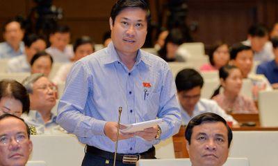 Quốc hội thảo luận về dự án Luật Thủy lợi