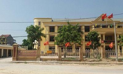 Vụ 6/7 cán bộ huyện Đoàn ở Nghệ An là