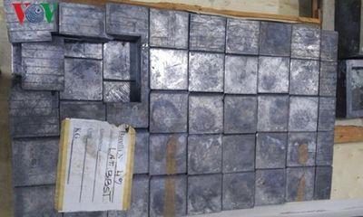 Bảo vệ chết bất thường tại nơi mất trộm 4,2 tấn gạch chì ngăn phóng xạ
