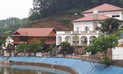 Thanh tra toàn bộ đất rừng thành cụm biệt thự giám đốc sở Yên Bái