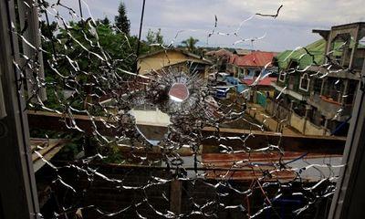 Bom rung chuyển Marawi đúng ngày kỷ niệm quốc khánh Philippines
