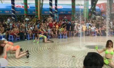 Vụ vũ công mặc bikini, múa phản cảm trước trẻ em: Công viên nước Đầm Sen bị phạt 45 triệu