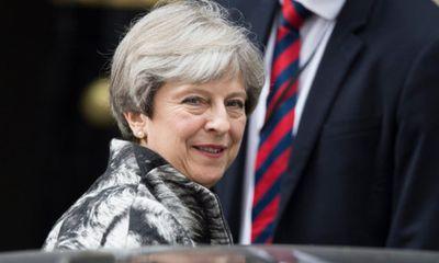 Thủ tướng Theresa May tuyên bố lùi đàm phán về Brexit