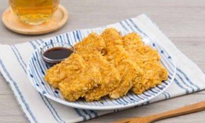 Cách làm món viên Nugget nổi tiếng của Mc Donal dành cho người ăn chay