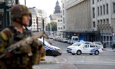 Bỉ đã xác định danh tính nghi phạm đánh bom tại nhà ga Trung tâm Brussels
