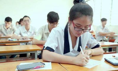Thi THPT Quốc gia 2017: Gần 1 triệu thí sinh làm thủ tục dự thi