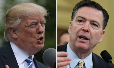 Tổng thống Donald Trump phủ nhận ghi âm cuộc hội thoại với cựu giám đốc FBI