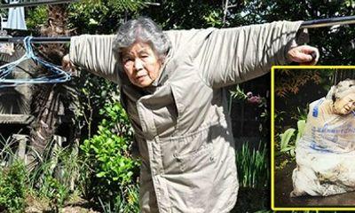 Sự thật phía sau bức ảnh bà lão bị ngược đãi khiến dân mạng bức xúc