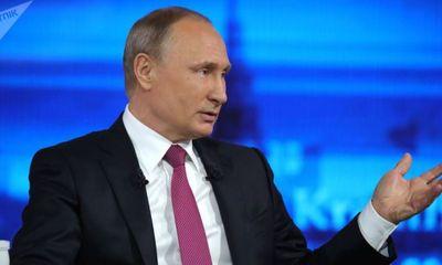 Tổng thống Putin cáo buộc mật vụ nước ngoài hỗ trợ khủng bố chống lại Nga