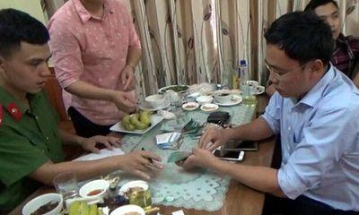 Ông Lê Duy Phong bị thu hồi thẻ nhà báo