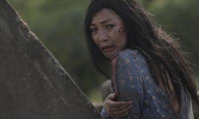 Phương Thanh nhảy cầu tự tử trong phim ngắn về bạo hành