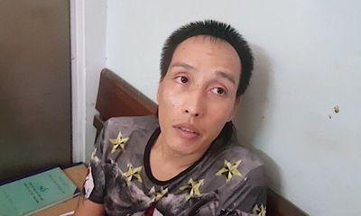 Hà Nội: CSGT bắt giữ đối tượng mang theo ma túy, bình xịt hơi cay
