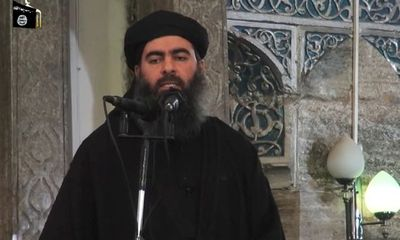 Iran xác nhận thủ lĩnh của IS đã bị tiêu diệt