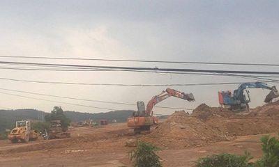 Bắc Giang: Ngang nhiên khai thác khoáng sản trái phép không bị 'tuýt còi'?