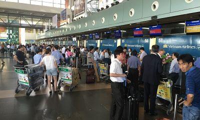 Từ 11/7, sửa chữa, nâng cấp nhà ga T1 sân bay Nội Bài