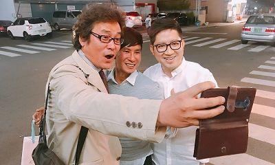 Lý Hải làm đồng đạo diễn trong phim hợp tác Việt Nam - Hàn Quốc