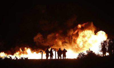 Nổ đường ống khí đốt Trung Quốc, 94 người thương vong