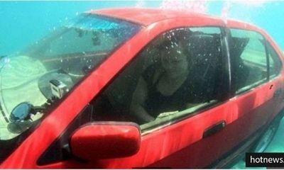 Làm gì để thoát thân khi xe ô tô bị chìm ngập xuống nước?