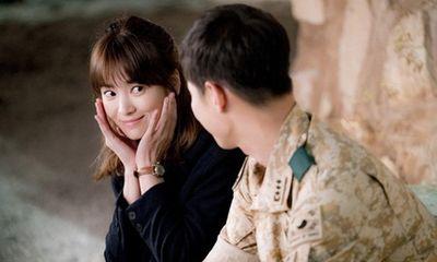 Song Hye Kyo chia sẻ lý do cưới Song Joong Ki: