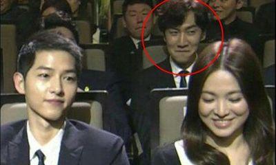 Phản ứng của Lee Kwang Soo trước tin Song Joong Ki và Song Hye Kyo kết hôn