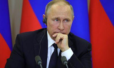 Tổng thống Nga Putin bất ngờ sa thải hàng loạt tướng lĩnh