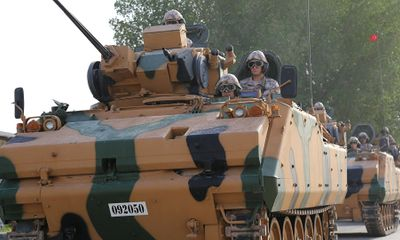Thâm ý trong yêu sách đòi Qatar đóng căn cứ quân sự Thổ Nhĩ Kỳ