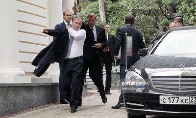 Nhân viên bảo vệ nơi ở của Tổng thống Putin tại G20 bị tấn công