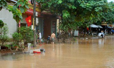 14 người chết và mất tích vì mưa lũ, sạt lở đất đầu tháng 7