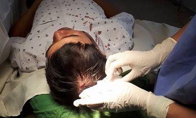Truy tìm kẻ lạ mặt tấn công bác sỹ bằng máy đo huyết áp