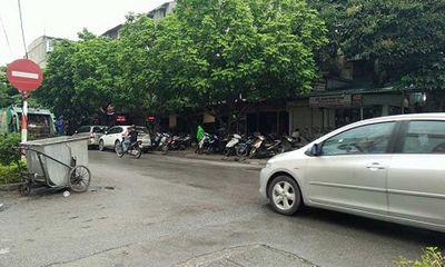 Phó Chủ tịch quận Thanh Xuân khẳng định không